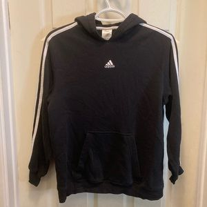 3/20$ adidas youth small 9-10 hoodie